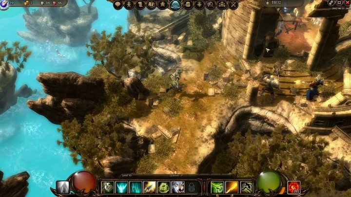 Bande-annonce de Drakensang Online: Atlantis