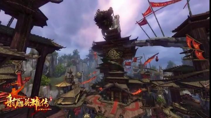 CJ 2012 - Première bande-annonce de Legend of the Condor Heroes