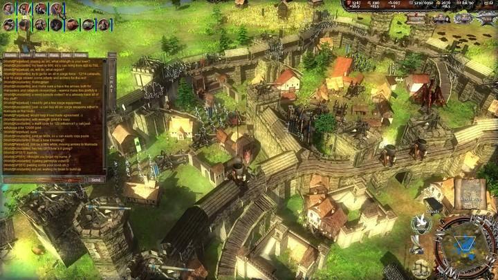 Aperçu du gameplay du MMORTS Dawn of Fantasy