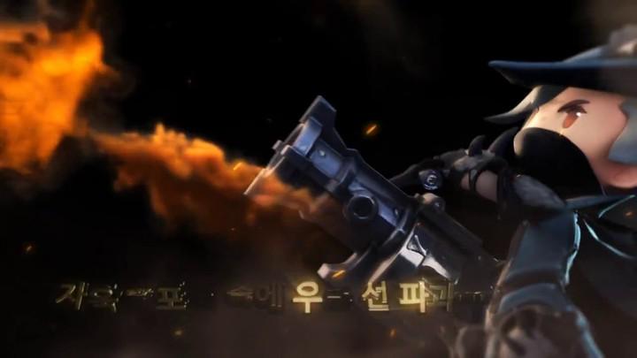 Présentation du Cannon Blazer de Dungeon Striker