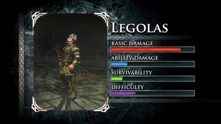 GC 2012 - Profils des Gardiens de la Terre du Milieu : Legolas et le Roi-Sorcier