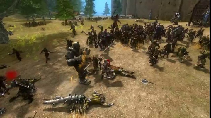 GC 2012 - Teaser de gameplay de Monarch
