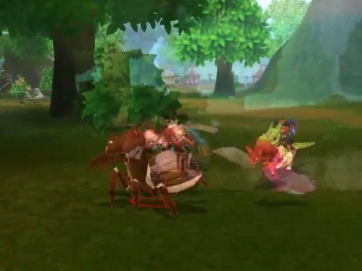 Le gameplay de Knight Age : aperçu des pupas (familiers)