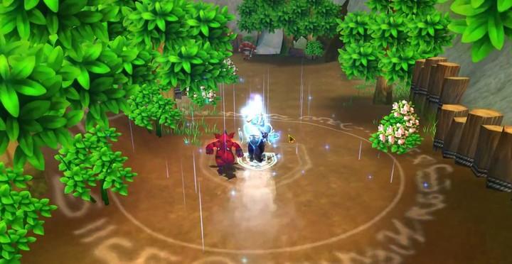 Aperçu du gameplay de Knight Age