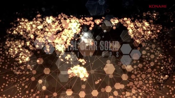 Bande-annonce japonaise de Metal Gear Solid Social Ops