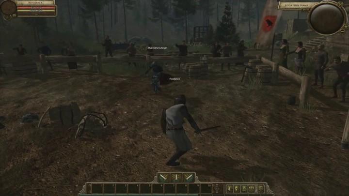 Aperçu du gameplay PvP de Gloria Victis (pre-alpha)