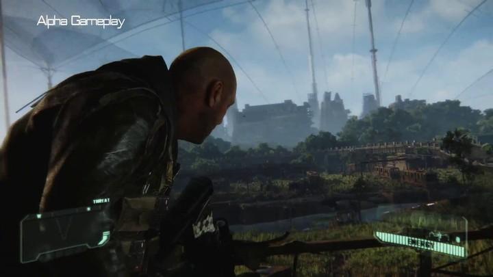 Les champs : aperçu du gameplay de Crysis 3 (VOST)