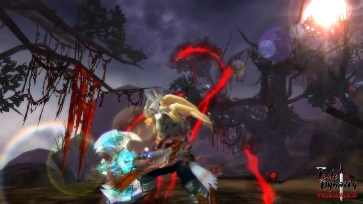 Premier aperçu de la mise à jour Jade Dynasty: Judgment