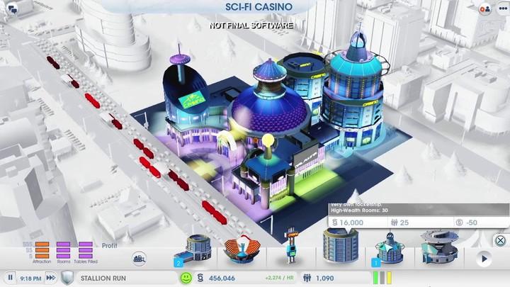 """Journal de développement : le jeu """"multiville"""" de SimCity"""