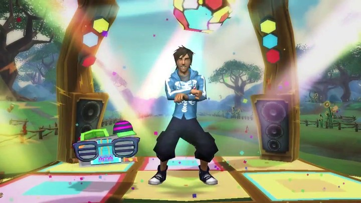 "FreeRealms /danse façon ""Gangnam Style"""