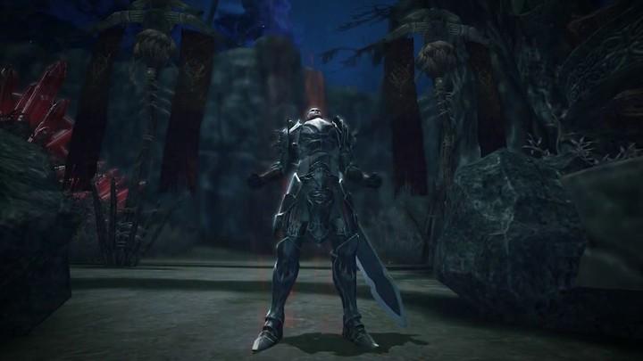Aperçu du gameplay du Berserk de Core Online