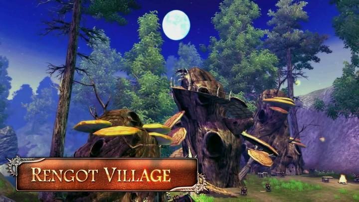 Exploration du village Rengot de RaiderZ Online