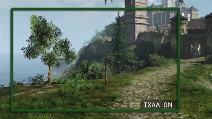 Bande-annonce promotionnelle Nvidia d'ArcheAge