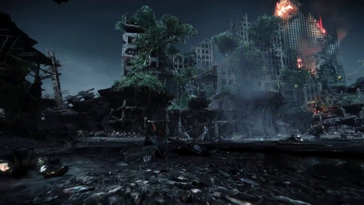 Les Sept Merveilles de Crysis 3 : la fin du monde (VF)