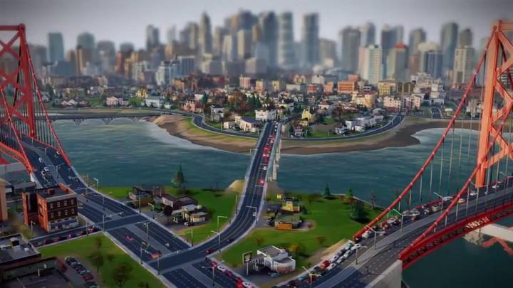 Publicité télévisée nord-américaine de Sim City
