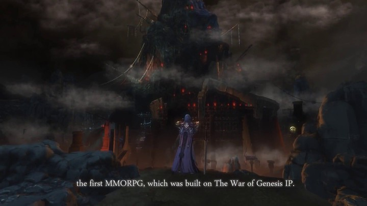 Premier aperçu in-game de War of Genesis 4: Spiral Genesis Online