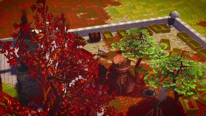 "Premier aperçu du ""crafting MMO"" Salem"
