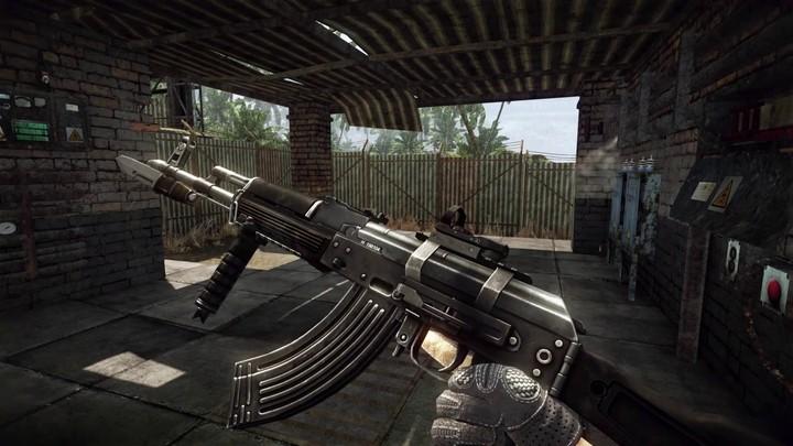Personnalisation en temps réel des armes de Warface