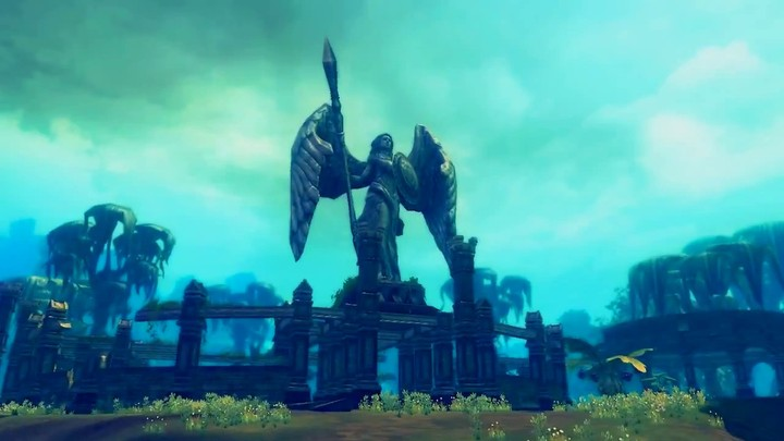 Aperçu du contenu de l'extension RaiderZ: Broken Silence