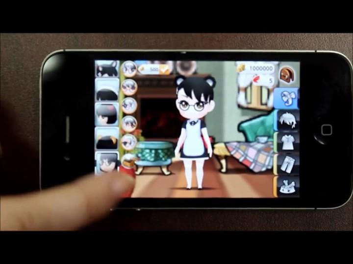 Premier aperçu du gameplay d'ArcheVille (iOS)