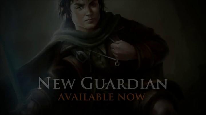 Zoom sur Frodo Baggins, héros du MOBA Gardiens de la Terre du Milieu