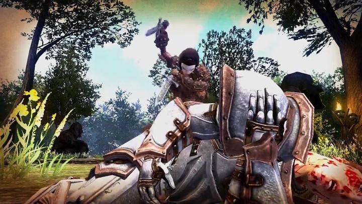 Bande annonce pour le lancement de Darkfall Unholy Wars