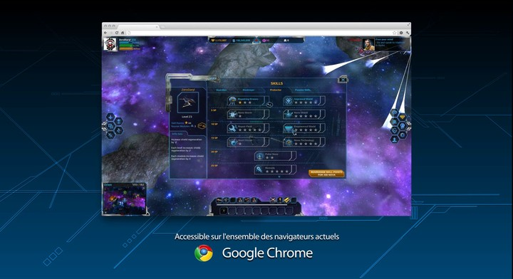 Bande-annonce francophone d'Andromeda 5