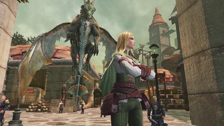 Bande-annonce de bêta-test de Dragon's Prophet