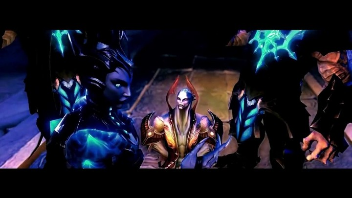E3 2013 - Bande-annonce d'Aion 4.0: Dark Betrayal