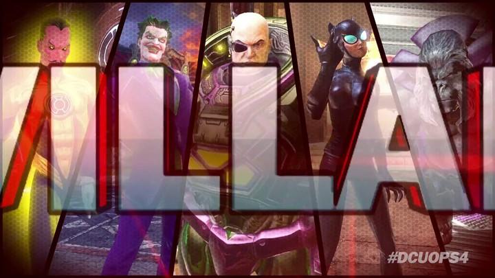 Bande-annonce de DC Universe Online sur PlayStation 4