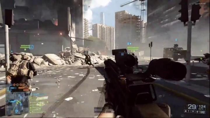 E3 2013 - Premier aperçu du gameplay multijoueur de Battlefield 4