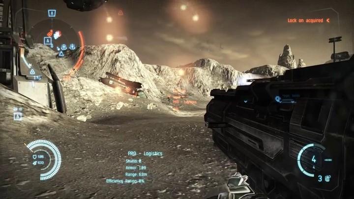 """E3 2013 - Bande-annonce """"Fight Your Own War"""" de Dust 514"""
