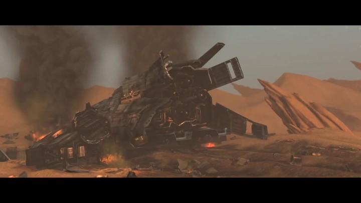 """E3 2013 - Cinématique """"nous ne sommes pas seuls"""" de Solar Tempest"""