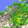 Exploration de l'univers procédural de Cube World