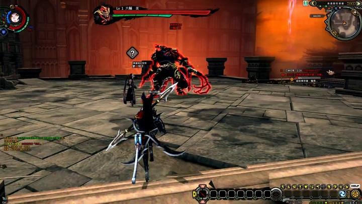 Aperçu du gameplay de XAOC