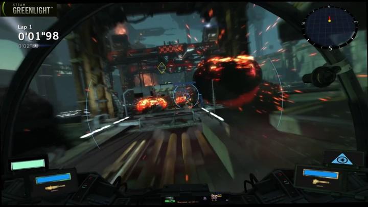 Séquence de jeu de Strike Vector