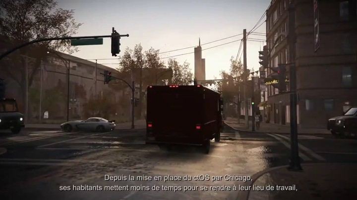 Le gameplay de Watch Dogs : le hacking (VOSTFR)