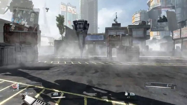 Gamescom 2013 - Aperçu du gameplay de TitanFall