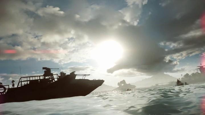 """GamesCom 2013 - Bande-annonce de la carte multijoueur """"Paracel Storm"""" de Battlefield 4"""