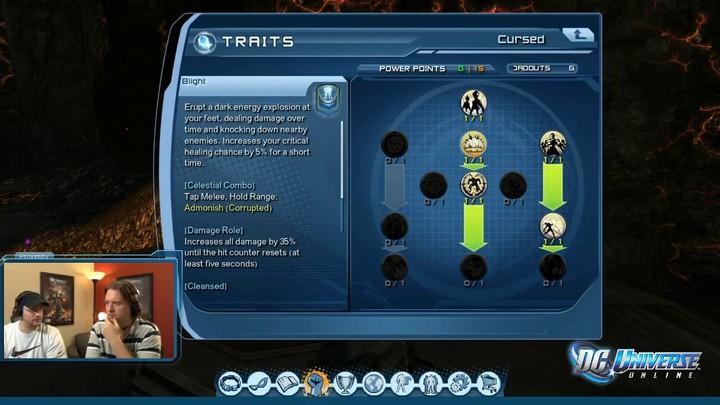 DLC 8: Les Fils de Trigon - Les Pouvoirs Célestes