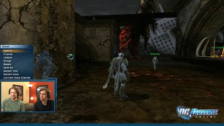DLC 8: Les Fils de Trigon - La Prison de Trigon