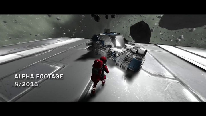 Présentation de Space Engineers