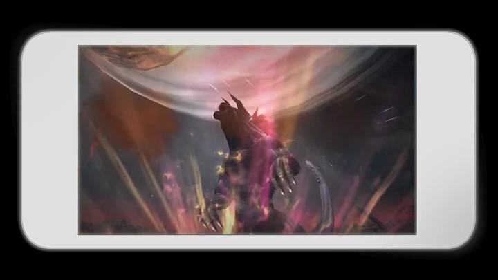 Présentation de Final Fantasy Agito sur iOS et Android