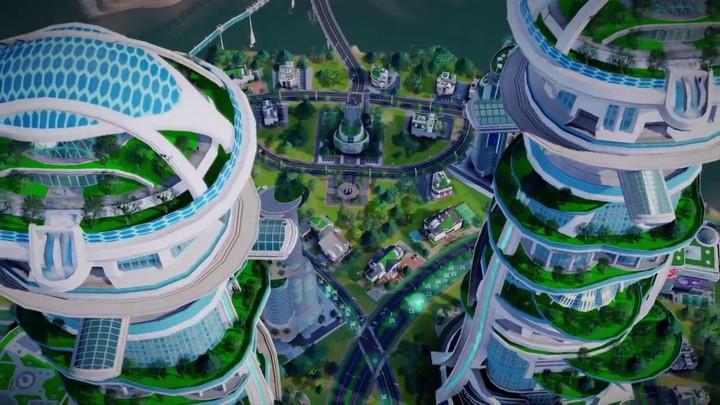 """Bande-annonce de l'extension """"Villes de Demain"""" de SimCity"""
