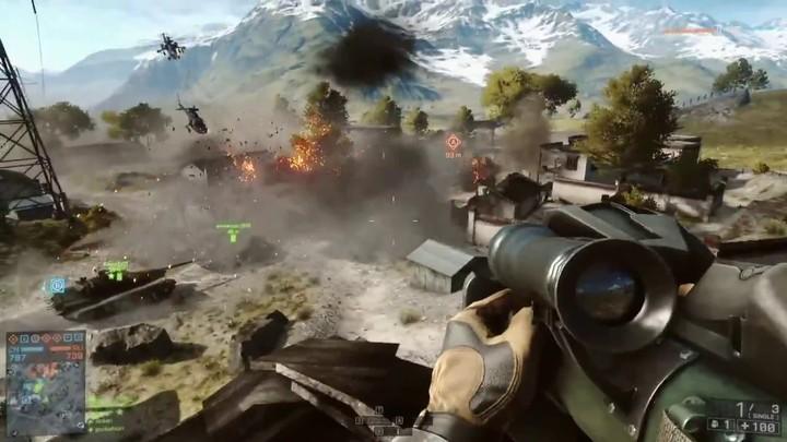 Bande-annonce de lancement du multijoueur de Battlefield 4