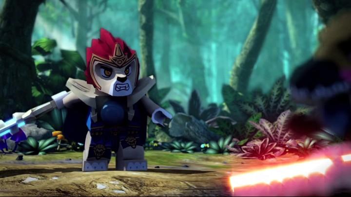 Bande-annonce de bêta ouverte de LEGO Legends of Chima Online (VF)