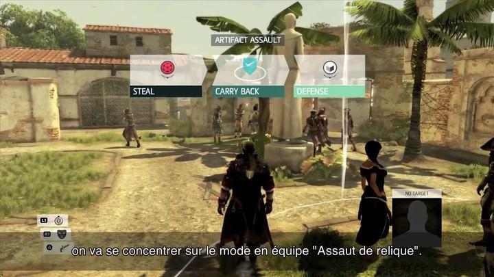 Le multijoueur détaillé d'Assassin's Creed IV : Black Flag (VOSTFR)