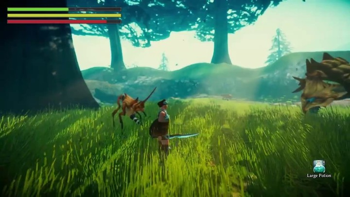 Premier aperçu du gameplay de Canto