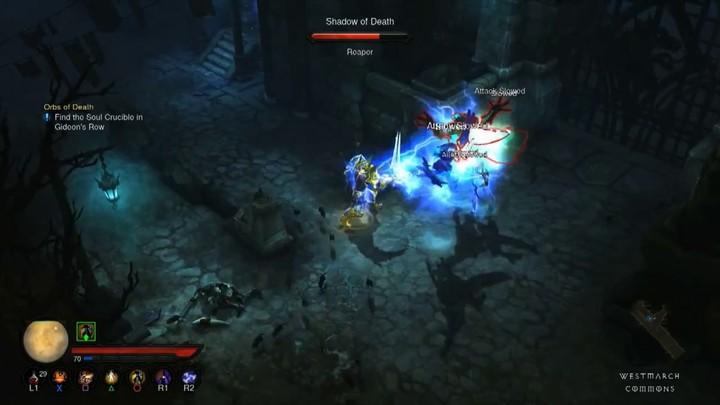 Bande-annonce de Diablo III : Reaper of Souls sur Playstation 4
