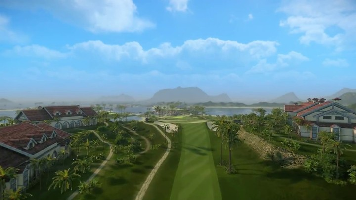 G-Star 2013 - Bande-annonce de la simulation de golf Winning Putt
